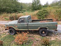 1970 Ford F250 4x4 Regular Cab for sale 101018565