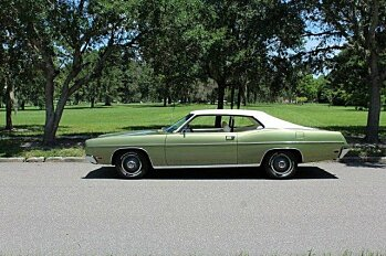 1970 Ford Galaxie for sale 100787021