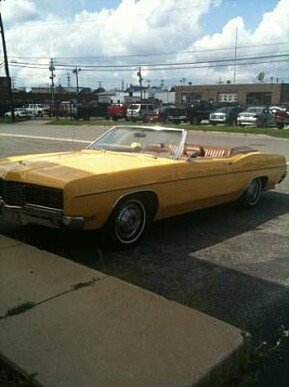 1970 Ford Galaxie for sale 100961592