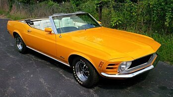 1970 Ford Mustang for sale 100820611