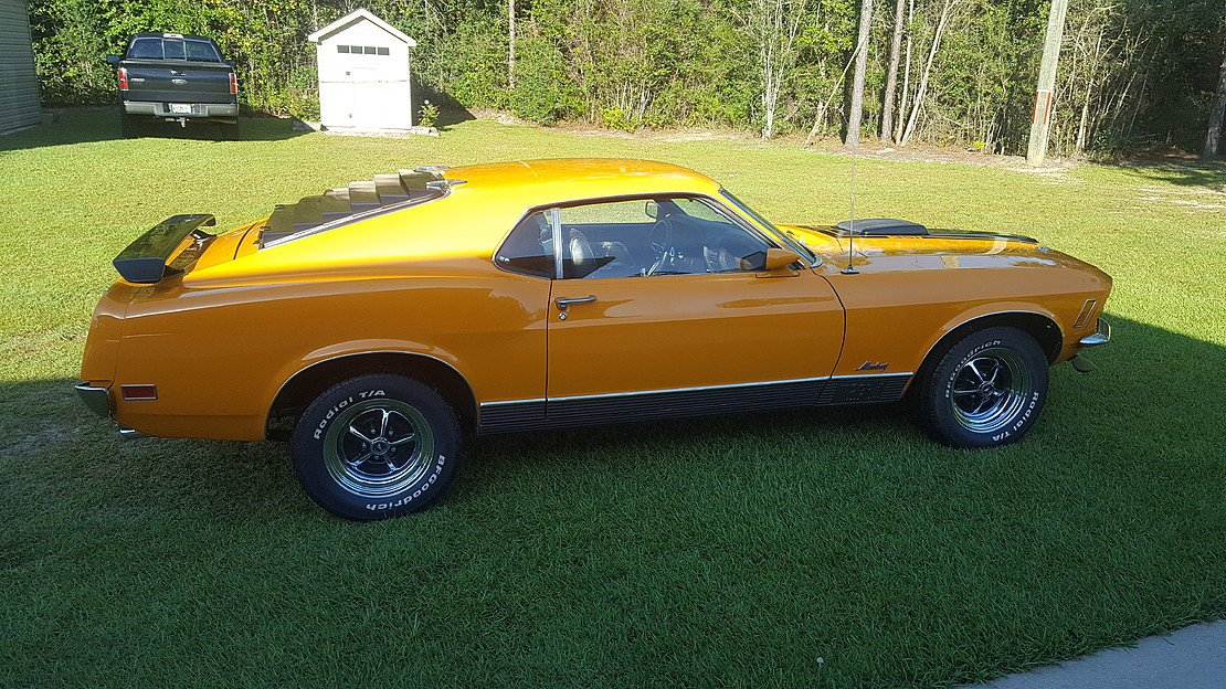 1970 Ford Mustang Mach 1 Coupe for sale 101039215