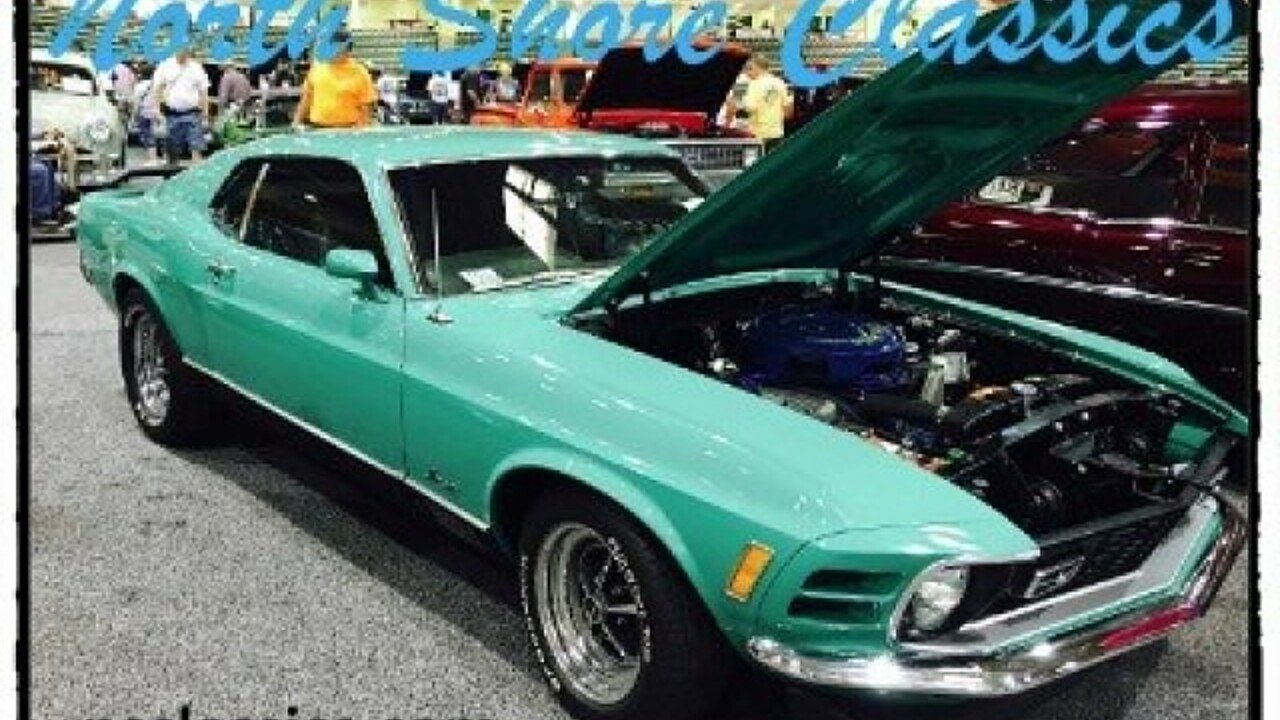 1970 Ford Mustang for sale 100782683
