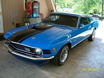 1970 Ford Mustang for sale 100824927