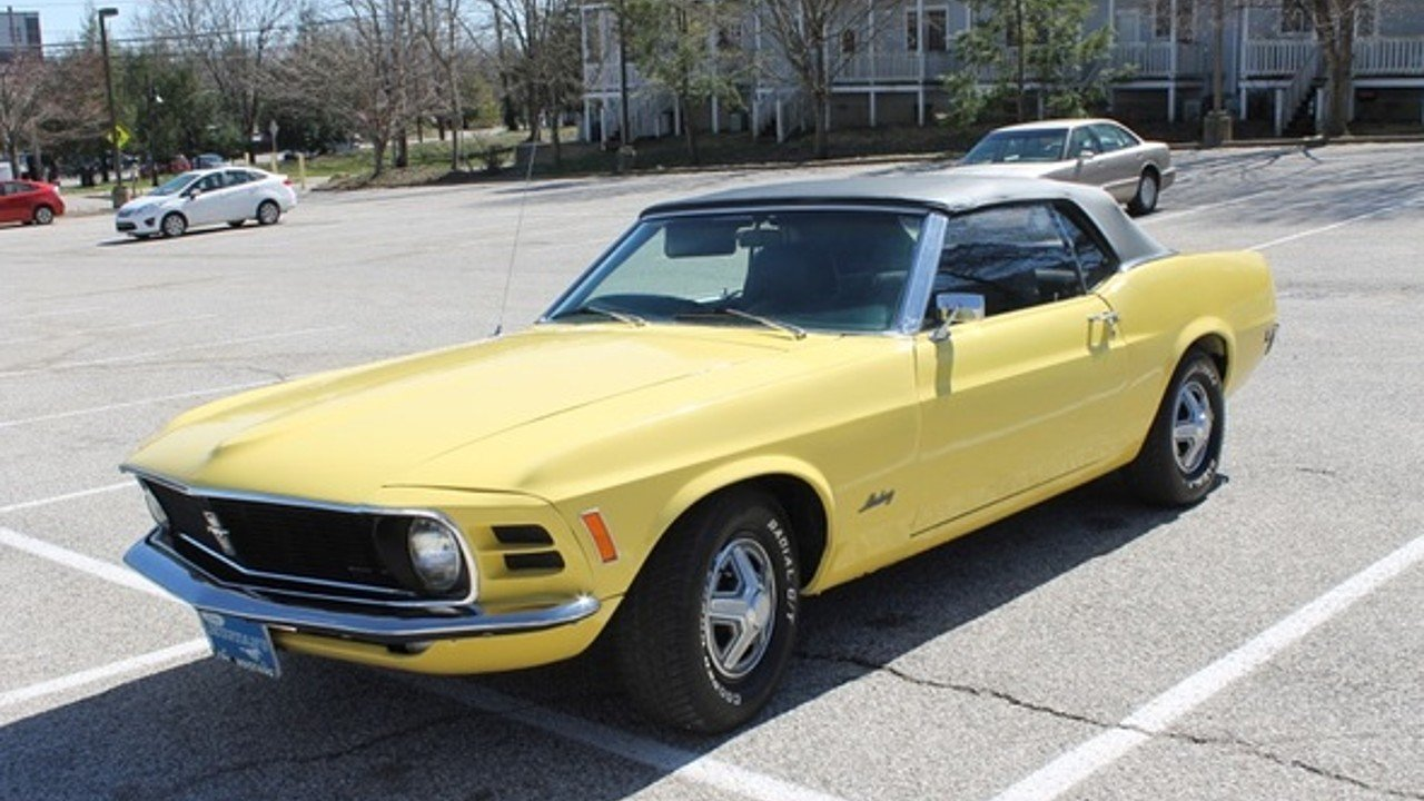 1970 Ford Mustang for sale 100854102