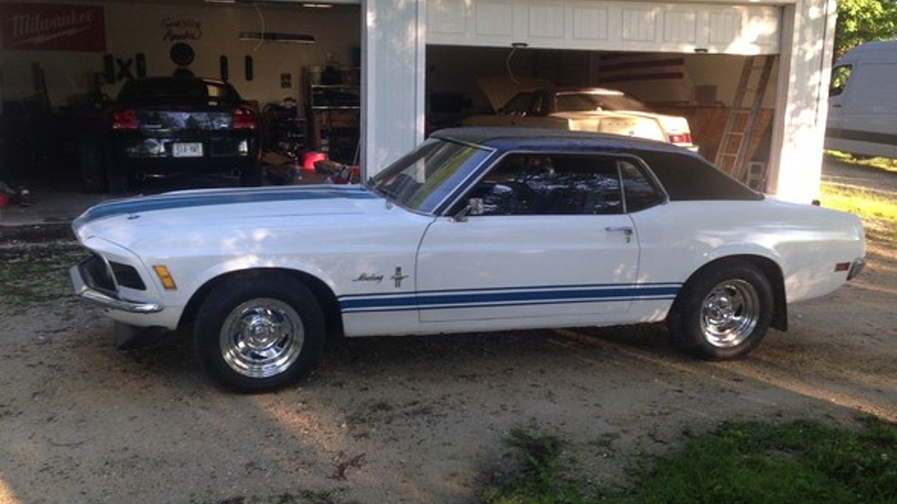 1970 Ford Mustang for sale 100881914