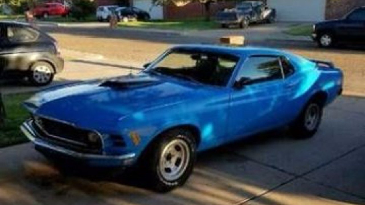 1970 Ford Mustang for sale 100929069