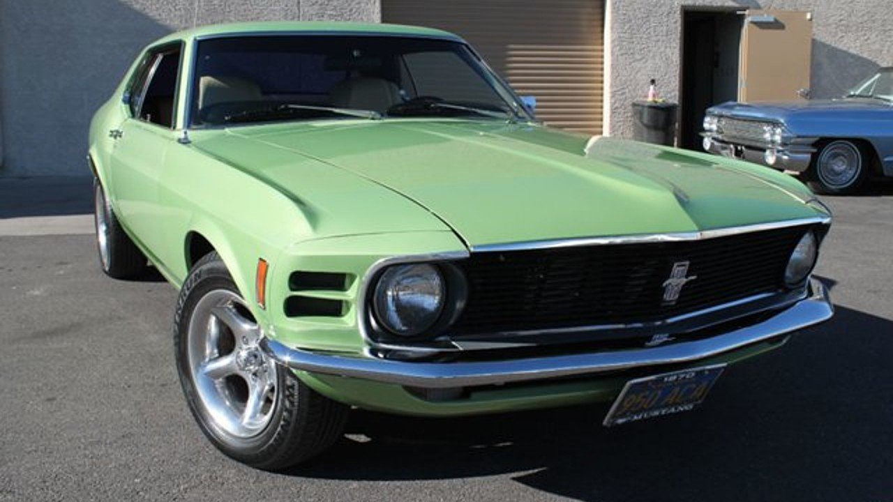 1970 Ford Mustang for sale 100945233
