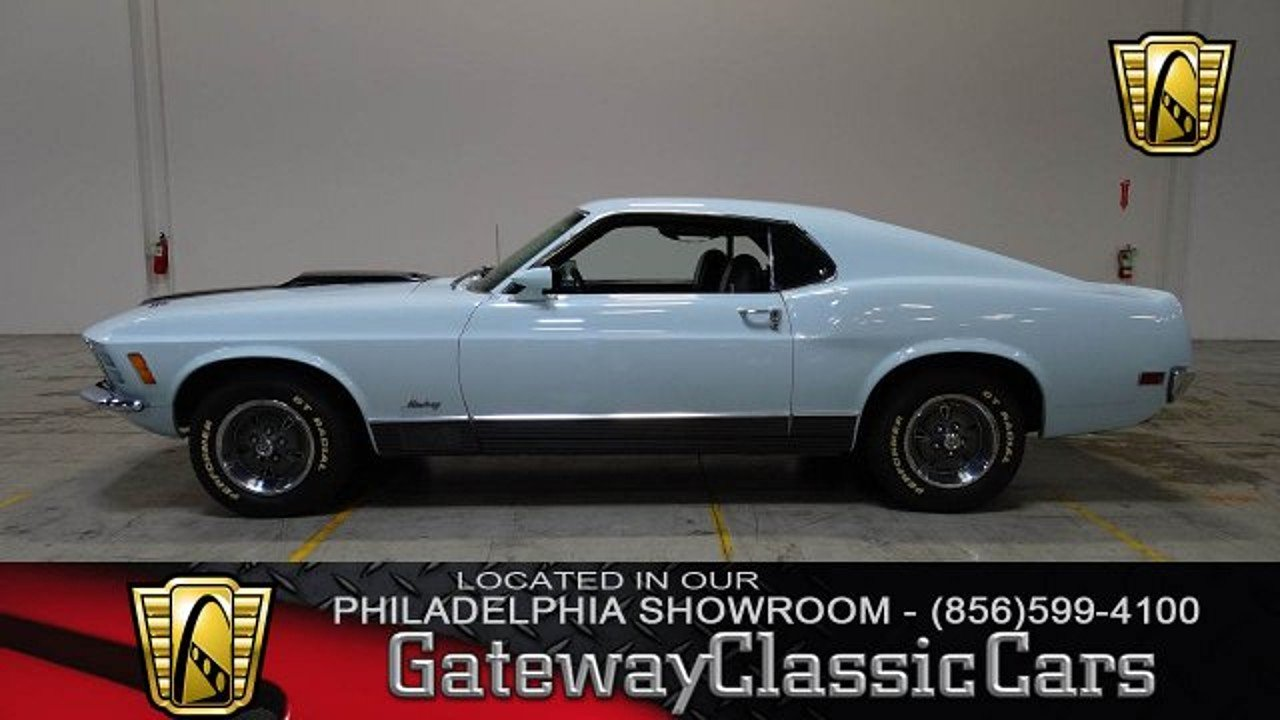 1970 Ford Mustang for sale 100964387