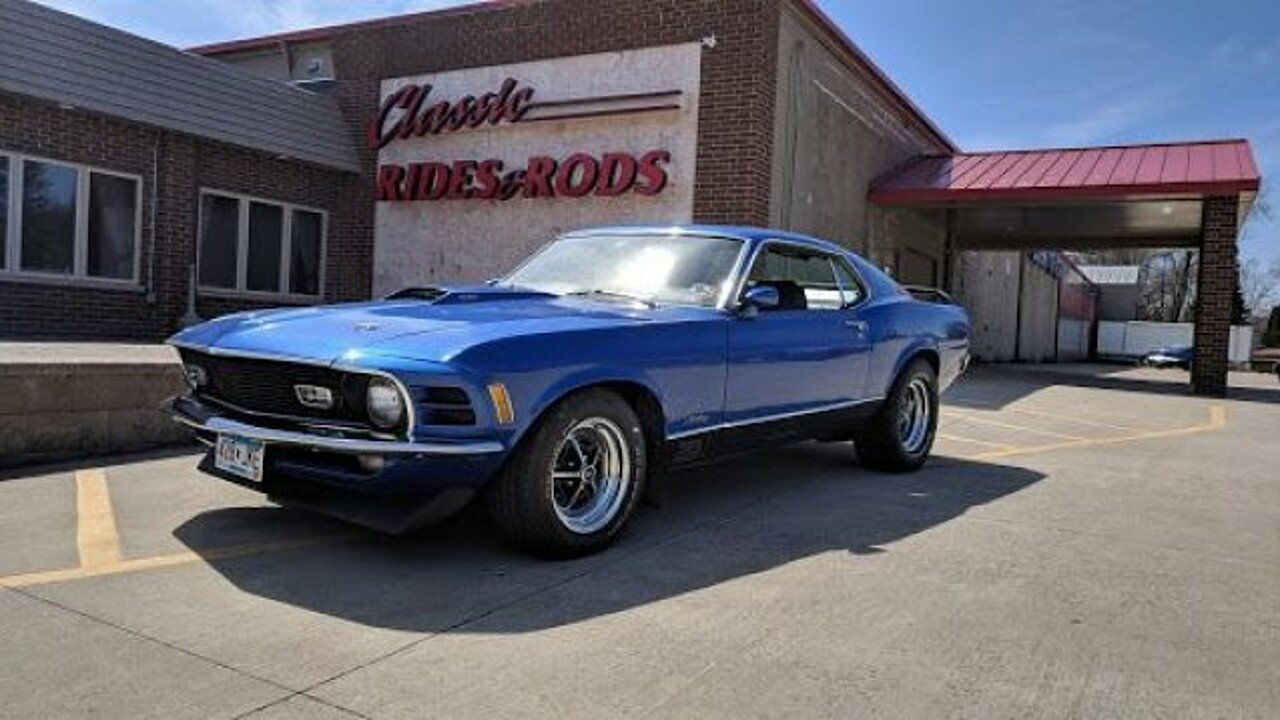 1970 Ford Mustang for sale 100983778