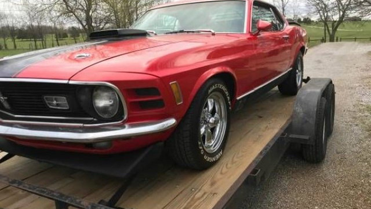 1970 ford mustang for sale 100997619