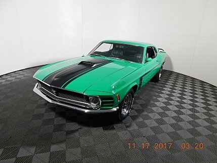 1970 Ford Mustang Fastback for sale 100927268