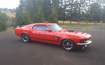 1970 Ford Mustang Fastback for sale 100975258