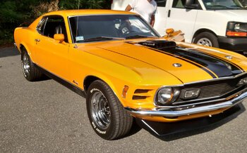 1970 Ford Mustang Mach 1 Coupe for sale 100995115