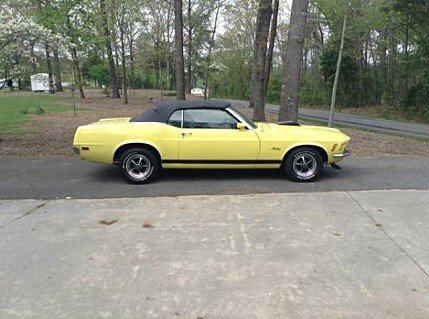 1970 Ford Mustang for sale 100861978