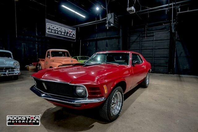 1970 Ford Mustang & Ford Mustang Muscle Cars and Pony Cars for Sale - Classics on ... markmcfarlin.com