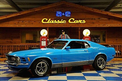 1970 Ford Mustang for sale 100943077
