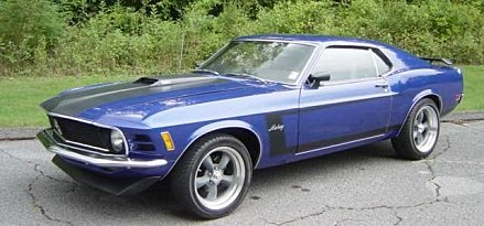 1970 Ford Mustang for sale 101023694