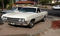 1970 Ford Ranchero for sale 100841980