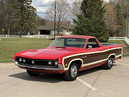1970 Ford Ranchero for sale 100985217