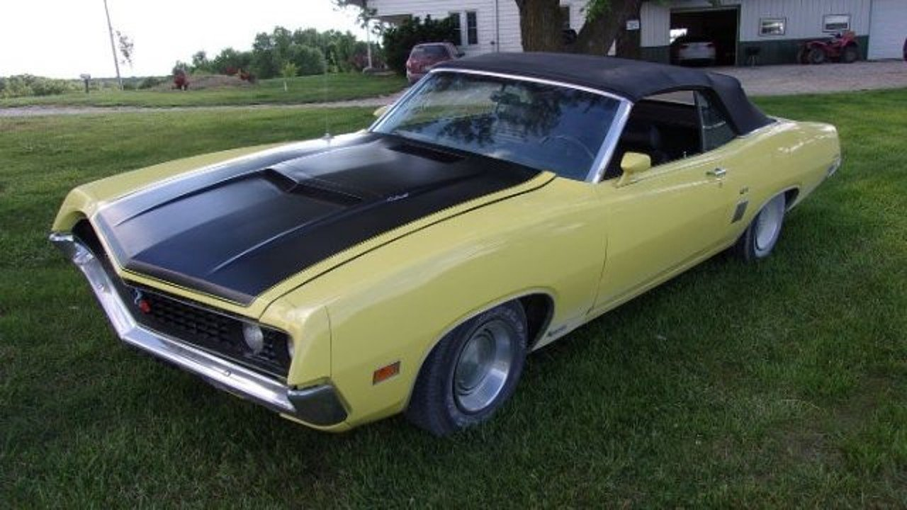 1970 Ford Torino for sale 100879563