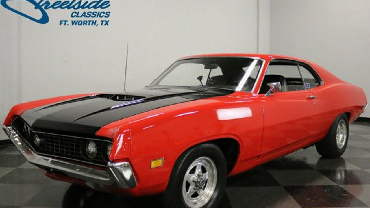 1970 Ford Torino for sale near Fort Worth, Texas 76137 - Classics on ...
