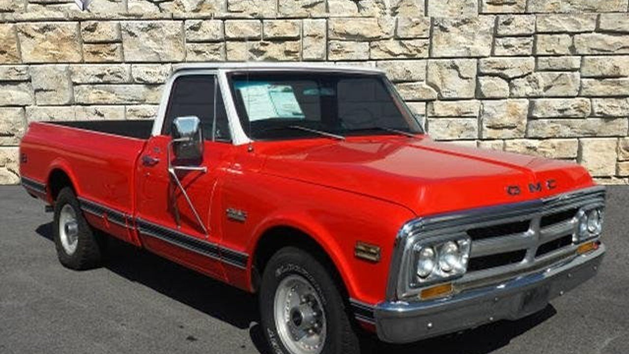 1970 GMC C/K 2500 for sale 100913575