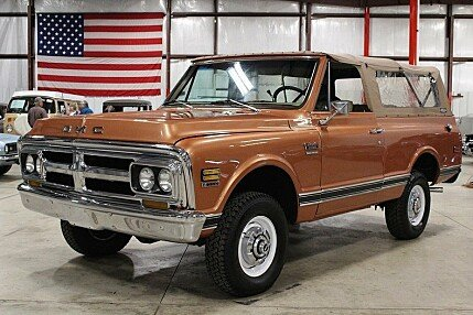 1970 GMC Jimmy for sale 100869198