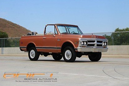 1970 GMC Jimmy for sale 100883402