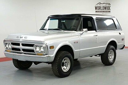 1970 GMC Jimmy for sale 101044424