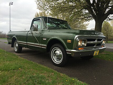 1970 GMC Pickup for sale 100797143