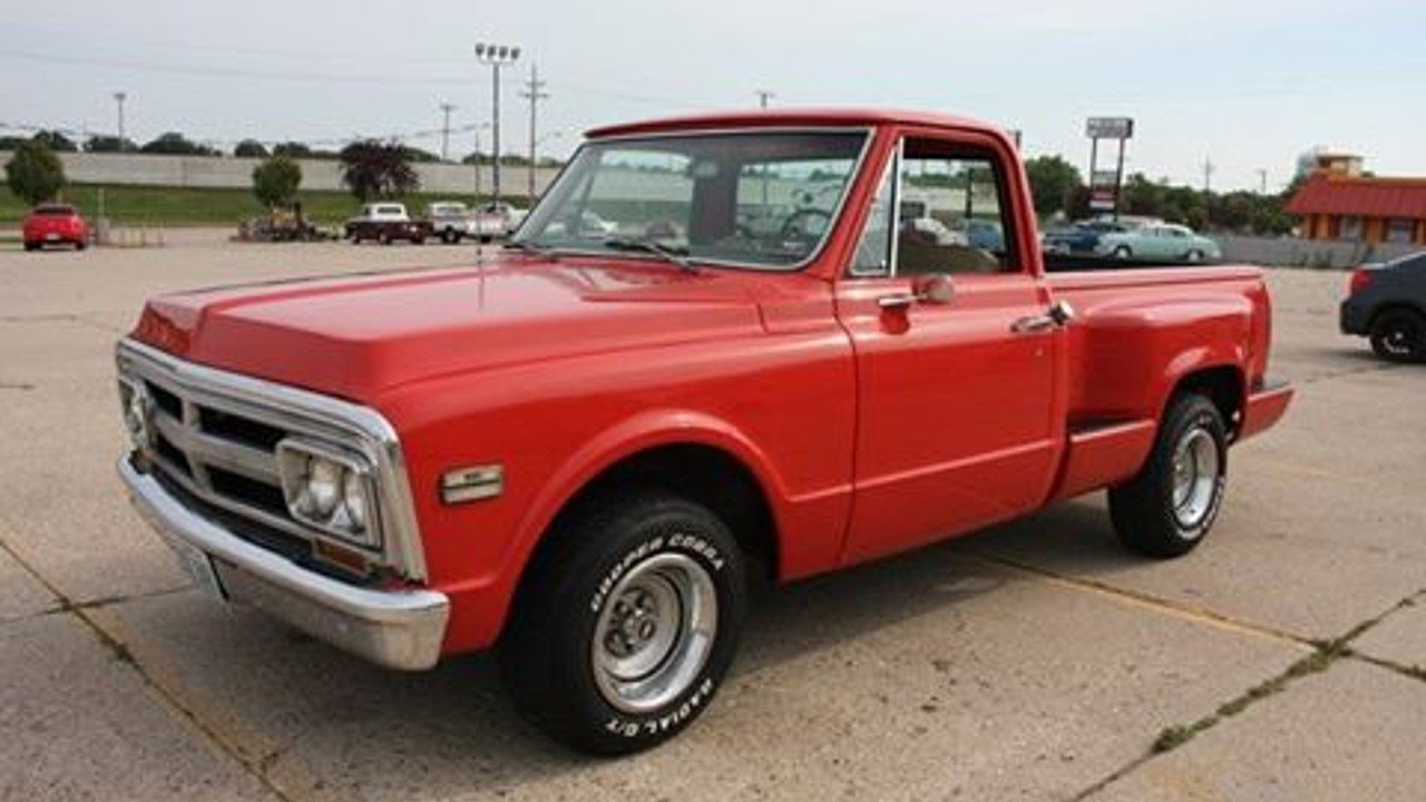 1970 GMC Pickup for sale 100836393