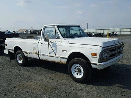 1970 GMC Pickup for sale 101027340