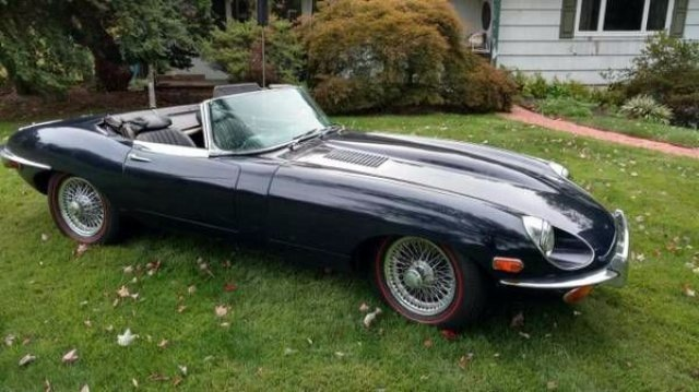 Jaguar E Type For Sale >> Jaguar E Type Classics For Sale Classics On Autotrader