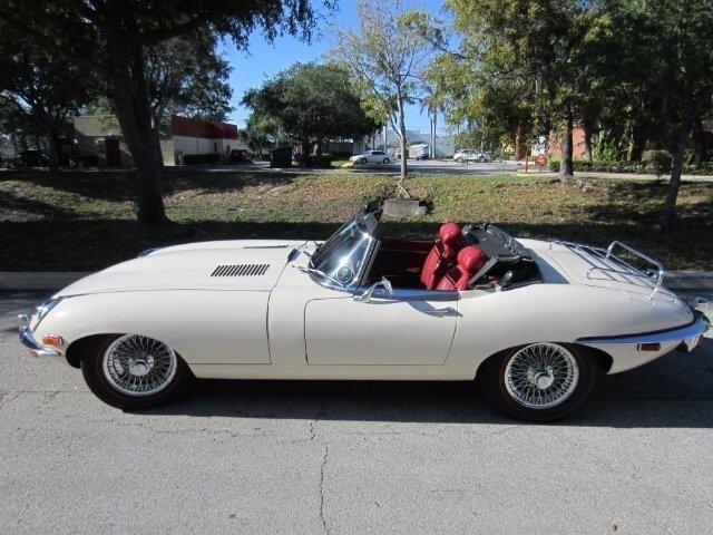 1970 xke jaguar