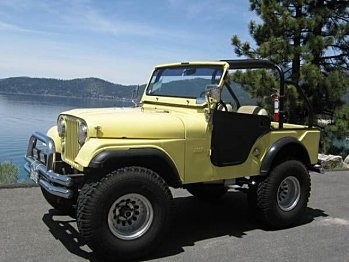 1970 Jeep CJ-5 for sale 100825342