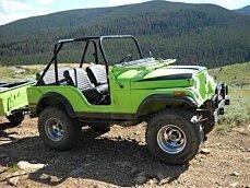 1970 Jeep CJ-5 for sale 100959667