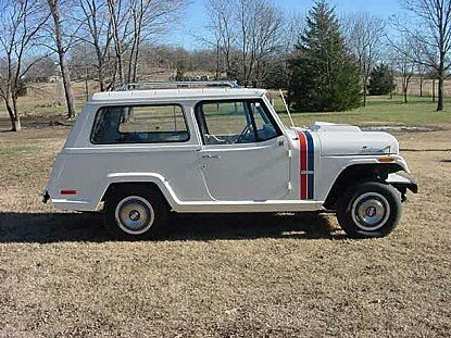 1970 Jeep Jeepster for sale 100736087