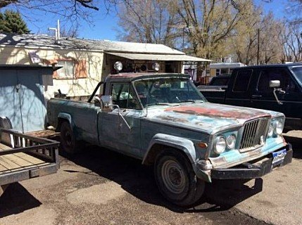 1970 Jeep Other Jeep Models for sale 100874312