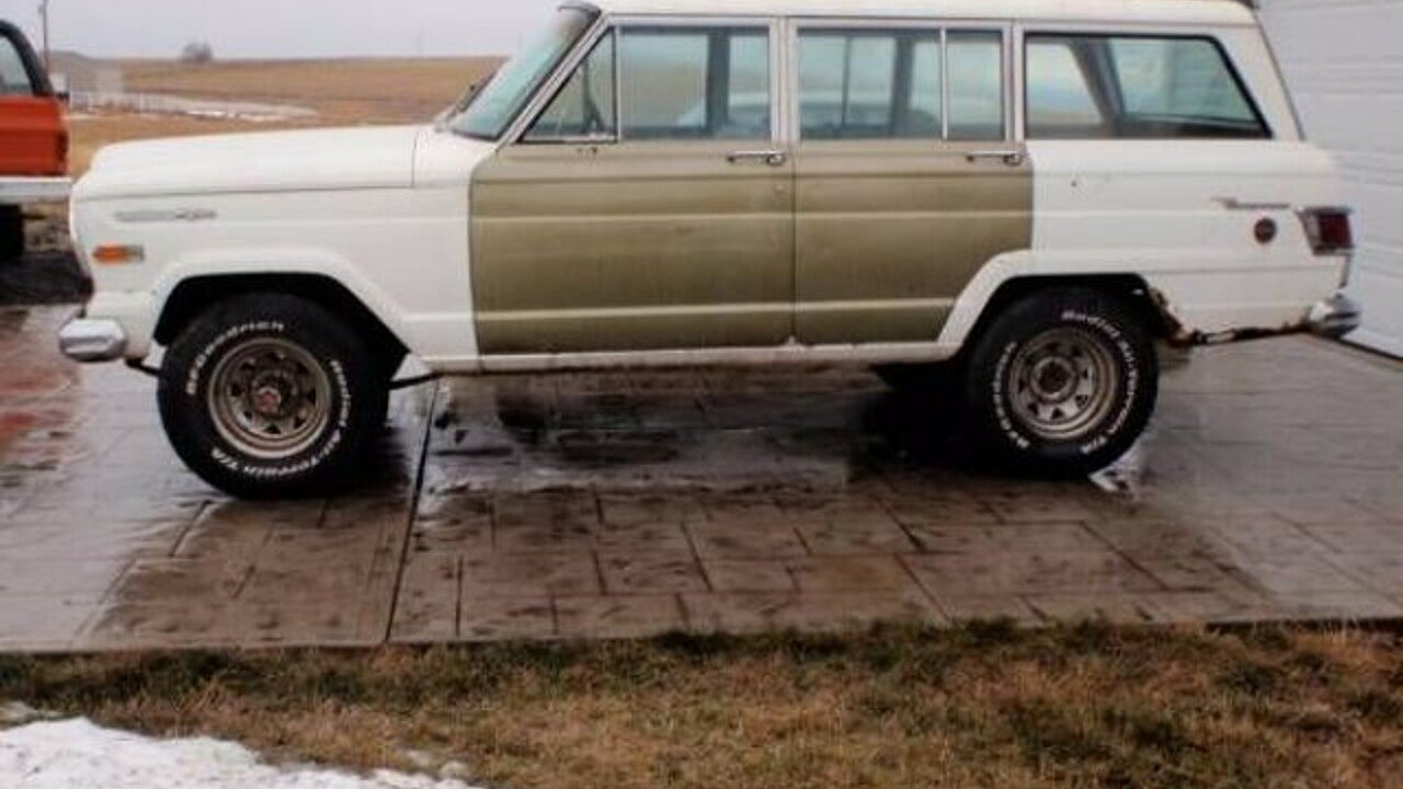1970 Jeep Wagoneer for sale 100908268