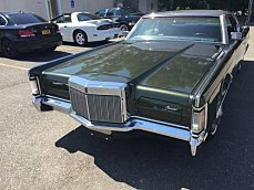 1970 Lincoln Continental for sale 100788017