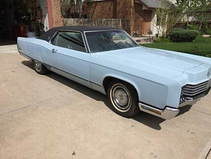 1970 Lincoln Continental for sale 100825417