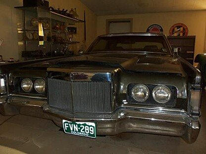 1970 Lincoln Continental for sale 100835724