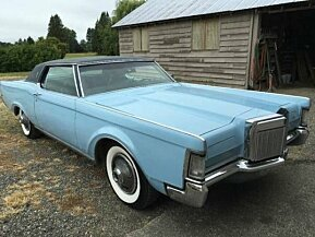 1970 Lincoln Continental for sale 100839324