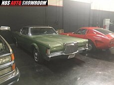 1970 Lincoln Continental for sale 100848750