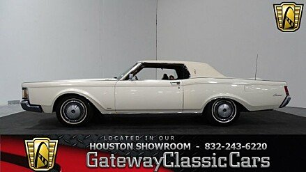 1970 Lincoln Continental for sale 100964003
