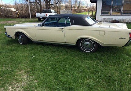 1970 Lincoln Mark III for sale 100795073
