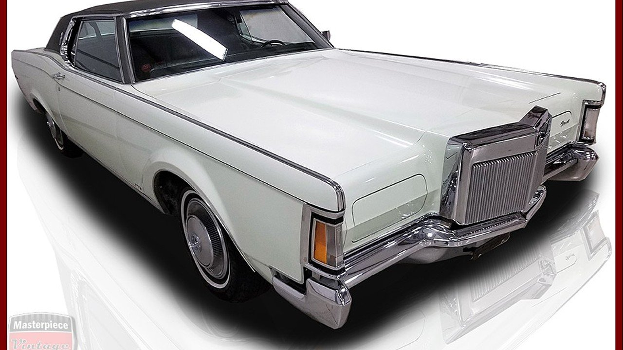 1970 Lincoln Mark III for sale 100930147