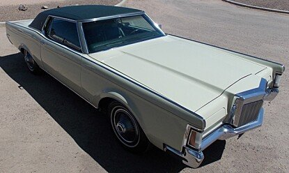 1970 Lincoln Mark III for sale 100892654