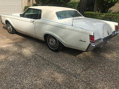 1970 Lincoln Mark III for sale 100908926