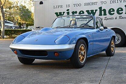 1970 Lotus Elan for sale 100966884